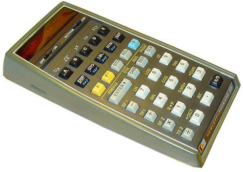 Calcolatrice HP-65