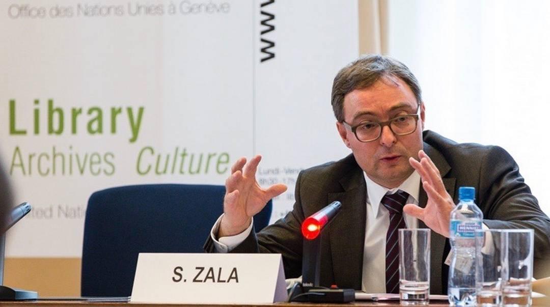 Sacha Zala